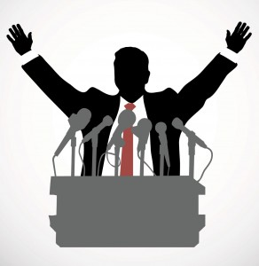 Political Candidates and Charitable Giving